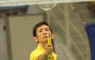 Tiến Minh chạm trán Hu Yun ở giải cầu lông toàn Anh mở rộng