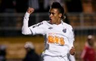 Neymar có hat-trick trước Internacional ở giải Copa Libertadores