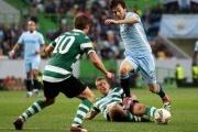 Video Europa League: Sporting bất ngờ vượt qua Man City