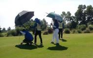 Phận caddy ở sân golf - Kỳ 6: Công việc và... bao gậy