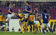 Australia và Nhật chung bảng ở vòng loại cuối World Cup 2014