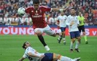Video Serie A: Milan đã dễ dàng hạ gục Lecce