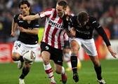Video Europa League: PSV Eindhoven 1 - 1 Valencia