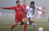 Tổng hợp vòng 10 giải hạng Nhất 2012: Than Quảng Ninh trở lại ấn tượng, Hà Nội vững ngôi đầu