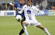 Video Serie A: Inter hòa bất lực trước Atalanta