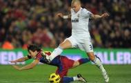 Pepe, Rooney, Gattuso, Barton, Diouf -  5 'con thú hoang' trên trên sân bóng