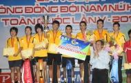 Cầu lông TP.HCM bảo vệ thành công ngôi vô địch