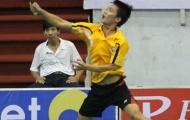 Đội tuyển cầu lông Việt Nam bị loại
