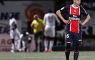 Ancelotti nếm thất bại đầu tiên tại Ligue 1 cùng PSG