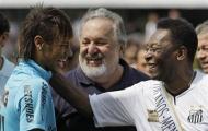 Neymar bị 'đốn' vì quá kỹ thuật