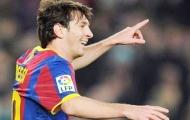 PSG sẵn sàng rải tiền đón Messi