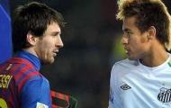 'Neymar kém Messi nhưng xuất sắc hơn Ronaldo'