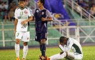 Thua đậm CLB Arema 2-6, Navibank Sài Gòn bị loại khỏi AFC Cup 2012