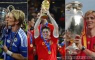 """Torres gia nhập """"CLB những nhà vô địch vĩ đại"""""""