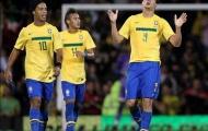Tuyển Brazil: Những bài toán hóc búa