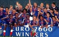 Ngược dòng ký ức| EURO 2000: Sự lên ngôi của bóng đá tấn công