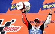 Lorenzo giành vinh quang ở Catalynia MotoGP