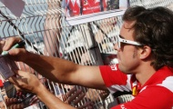 Fernando Alonso kiếm tiền giỏi nhất
