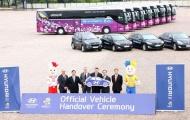 'Slogan' chính thức của 16 đội tuyển dự EURO 2012