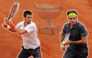 Tennis 8: Djokovic & Federer luận anh hùng