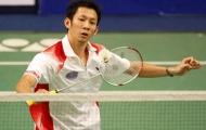Tiến Minh gặp khó tại giải cầu lông Indonesia mở rộng