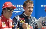 Thế giới F1: Khi các tay đua đổi…vô lăng