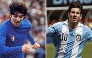 Messi đi vào lịch sử sau trận đấu với Brazil