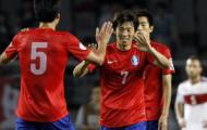 Video vòng loại World Cup: Bo-Kyung Kim lập cú đúp giúp Hàn Quốc đánh bại Lebanon