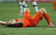 Robben: Một ngôi sao có thói quen thất bại