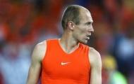 """Robben tiết lộ chuyện """"thâm cung bí sử"""" ở tuyển Hà Lan"""
