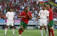 Góc thống kê trận Bồ Đào Nha – Hà Lan: Ronaldo từng sút tung lưới Hà Lan tại EURO!