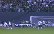 Video: Pha sút phạt đẳng cấp của Juninho Pernambucano (Trận Palmeiras vs Vasco da Gama)