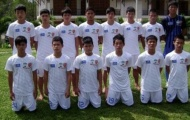Học viên Hoàng Anh Gia Lai JMG tập huấn tại Arsenal