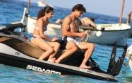 Nadal đi xả hơi cùng bạn gái trước Wimbledon