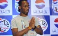 Drogba vừa gia nhập đã chê giải VĐQG Trung Quốc
