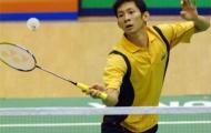 Tiến Minh dừng bước ở bán kết giải Singapore mở rộng