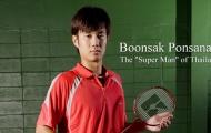 Kết thúc giải cầu lông Singapore mở rộng 2012