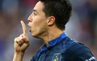 Tiền vệ Samir Nasri sắp bước lên 'đoạn đầu đài'