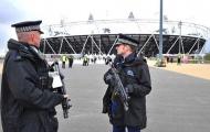 Anh bắt 6 nghi phạm khủng bố trước Olympic