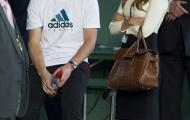 Murray và bạn gái rơi lệ sau chung kết Wimbledon