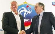 Tân HLV Deschamps thanh lọc BHL đội tuyển Pháp
