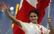Federer muốn nhường quyền rước cờ ở Olympic