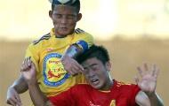 """U.17 Sông Lam Nghệ An hạ """"Thể Công nhí"""" chỉ trong 5 phút nghẹt thở"""