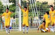 Thắng Đồng Tháp 3-1, Sông Lam Nghệ An vào bán kết bằng ngôi nhì bảng
