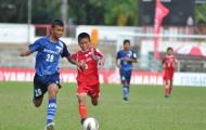 U13 Việt Nam vuột Huy chương Đồng