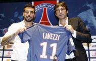 Pastore ca ngợi Lavezzi