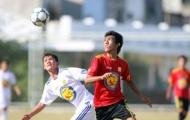 Cầm chân Hoàng Anh Gia Lai 1-1, Đồng Tâm Long An giành vé thứ hai vào bán kết