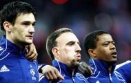 Tranh cãi về việc tuyển thủ Pháp hát quốc ca