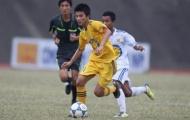 HLV Quang Trường nghẹn ngào khi U17 Sông Lam Nghệ An vào chung kết