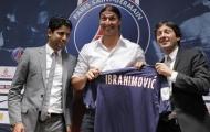 Ibra hết lời ca ngợi đội bóng mới